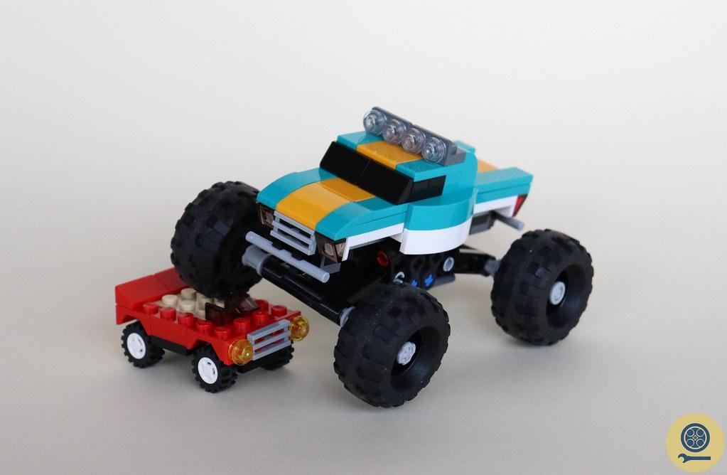 31101 Monster Truck 1