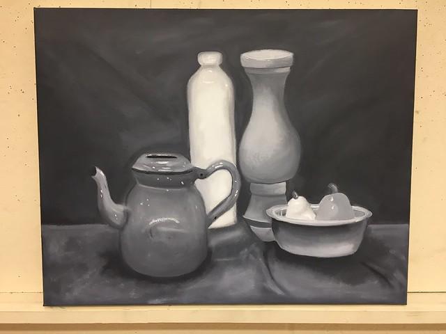 2020 Spring - Student Art Show - Prof. Bleach