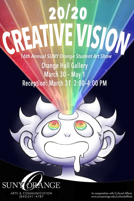2020 Spring - Student Art Show - Posters