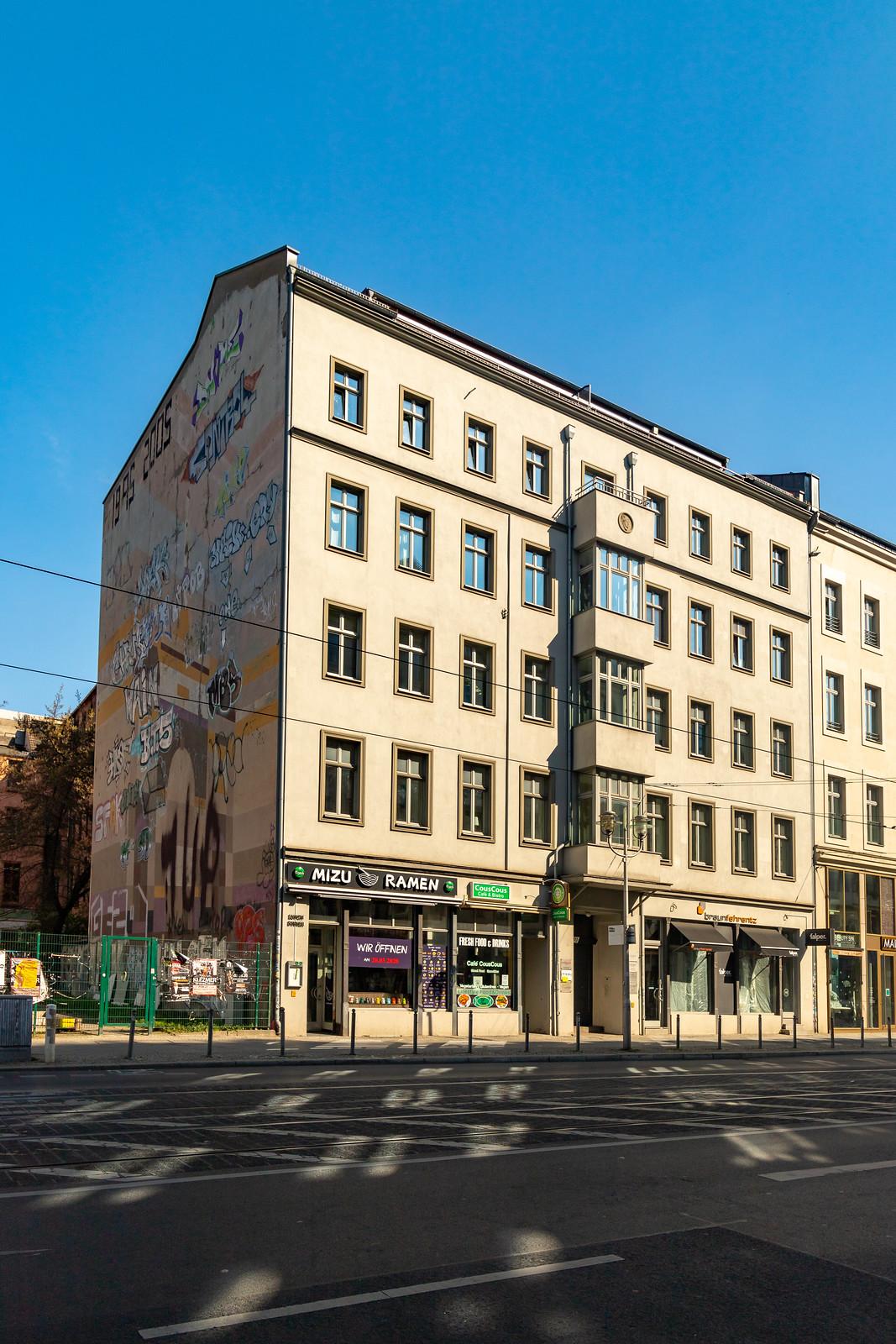 Friedrichstraße Nummer 115