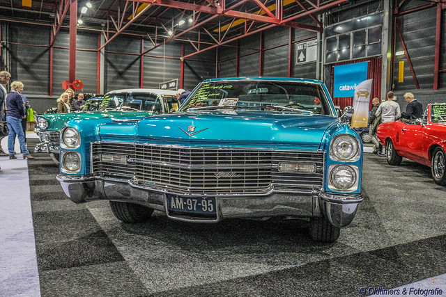 1966 Cadillac Coupe de Ville - AM-97-95