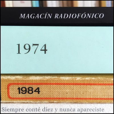 Magacín radiofónico en estado de alarma 20.4.20 #yomequedoencasa #frenarlacurva #haikusdestanteria #quedateencasa