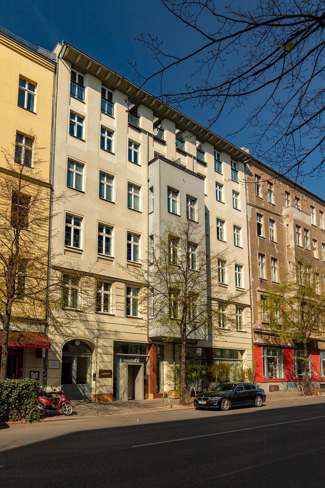 Hannoversche Straße Nummer 1