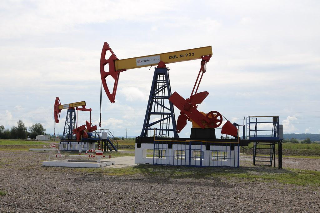 Вот эта распродажа! Цена нефти сегодня на биржах упала до нуля НЕФТЕГАЗОВАЯ