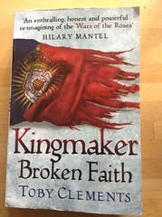 Kingmaker: Broken Faith - Toby Clements