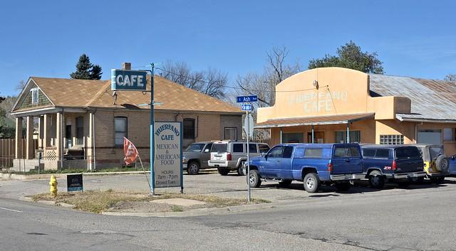 Huerfano Cafe - Walsenburg, Colorado
