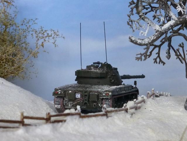 1974 K+W Panzer 68