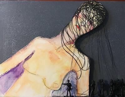 2020 Spring - Student Art Show - Prof. Slater-Tanner