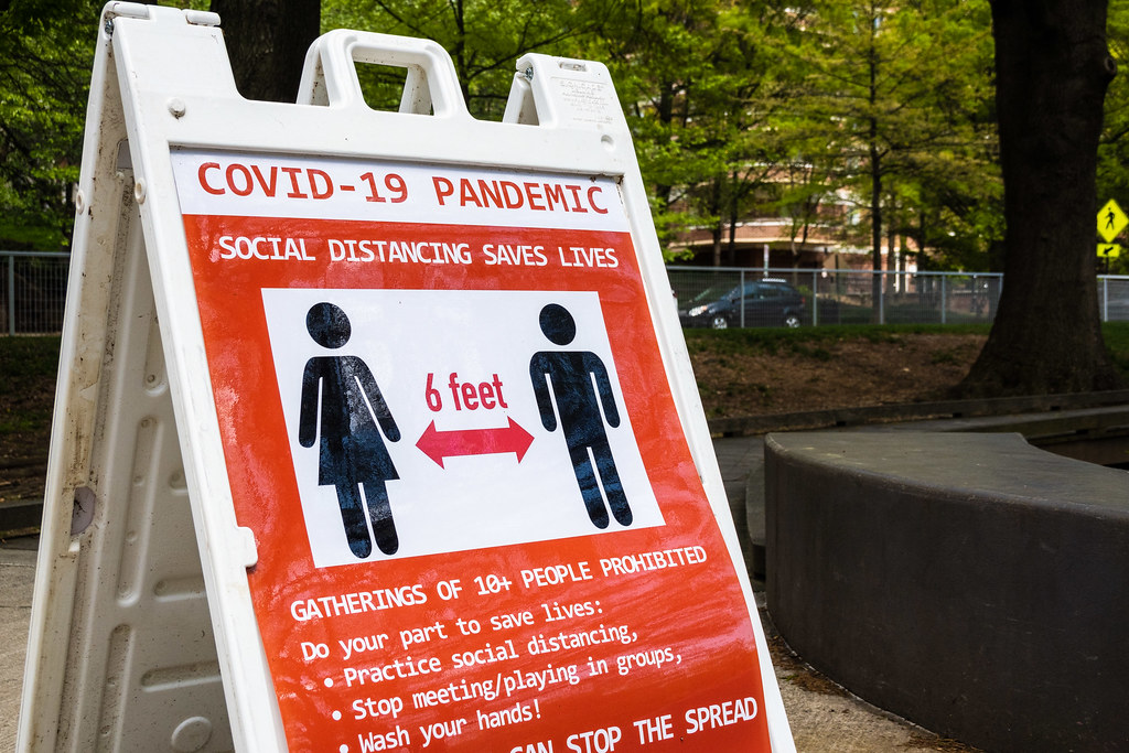 COVID-19 in Washington DC