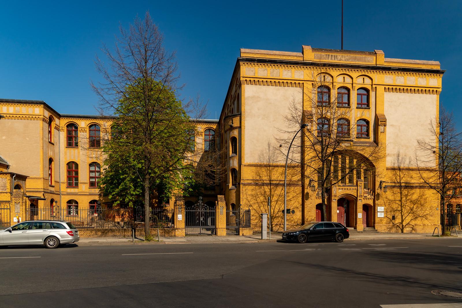 Am Emil-Fischer-Hörsaal