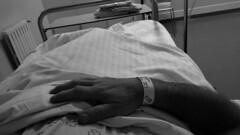 Hospital No leito