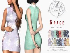 [Aleutia] Grace Dress @Belle
