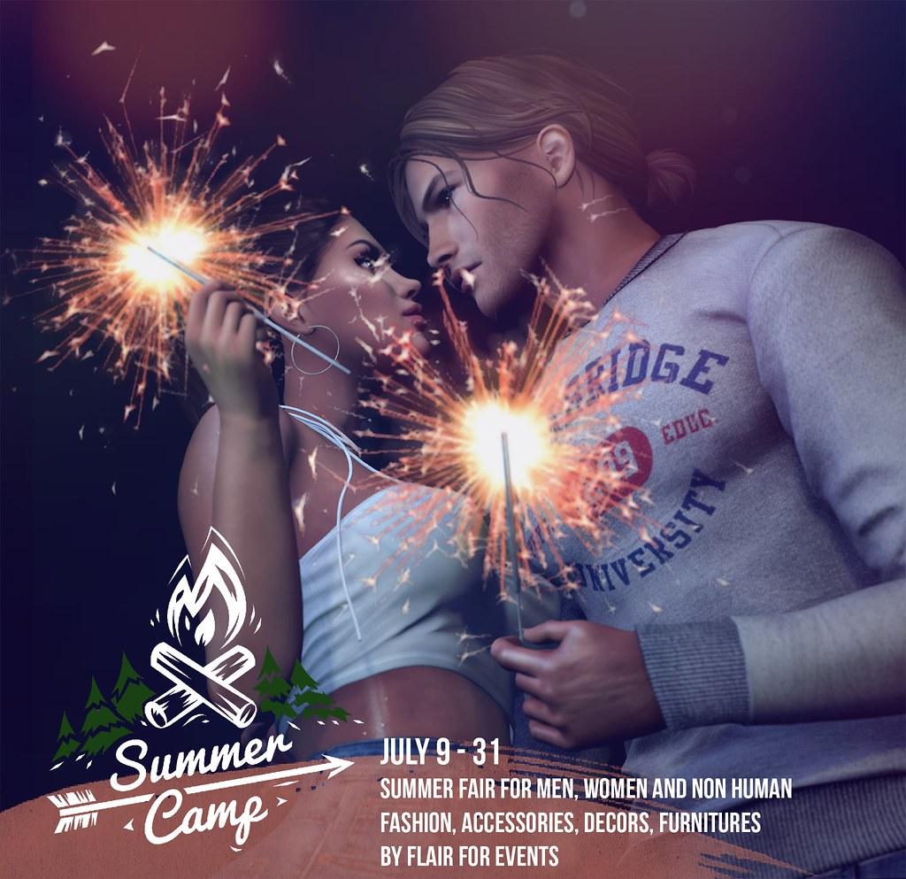 Summer Camp application open!