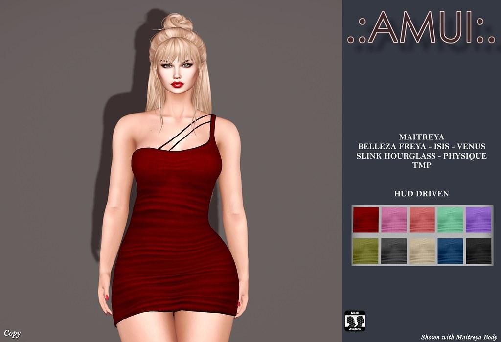 """AMUI """"Gina"""" Dress"""