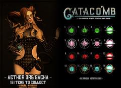 Catacomb - Aether Orb Gacha @ Engine Room