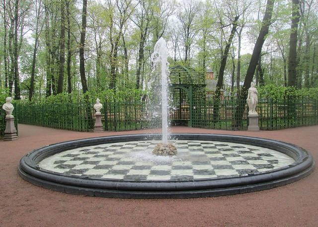 Summer Garden, St Petersburg, Russia