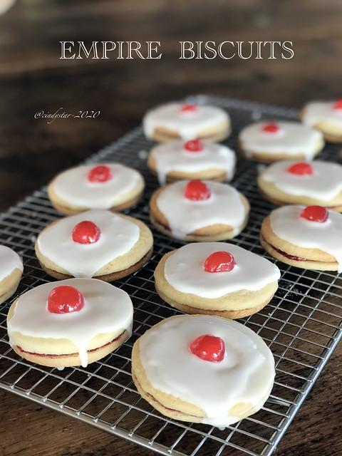 empire biscuits