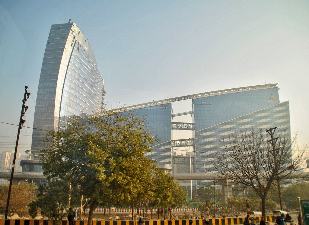 Advant Navis Business Park Noida
