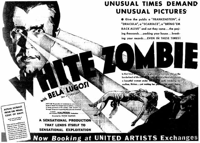 尋找Ground Z(ero):殭屍和他們的產地