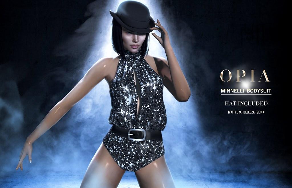 OPIA Minnelli Bodysuit ♥