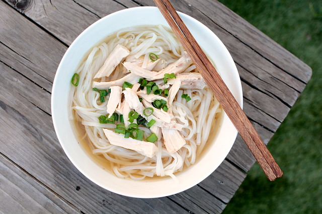 Easy Slow Cooker Vietnamese Chicken Pho Recipe Gastronomy