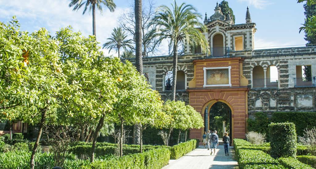 Alcazar Sevilla | Plan je bezoek aan het Alcazar Sevilla