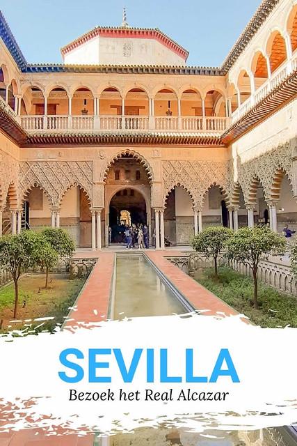 Alcazar Sevilla | Tips en informatie voor je bezoek aan het Real Alcazar Sevilla