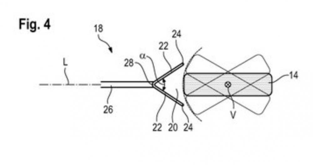 BMW Sticking Lock Crash Patent W
