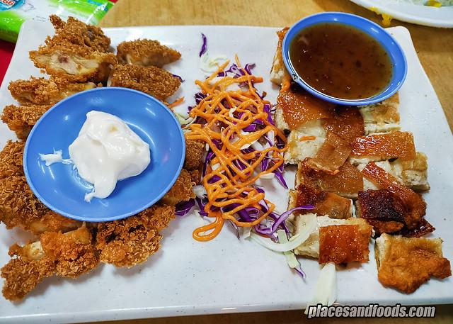 kedai makanan wan fatt kajang chicken