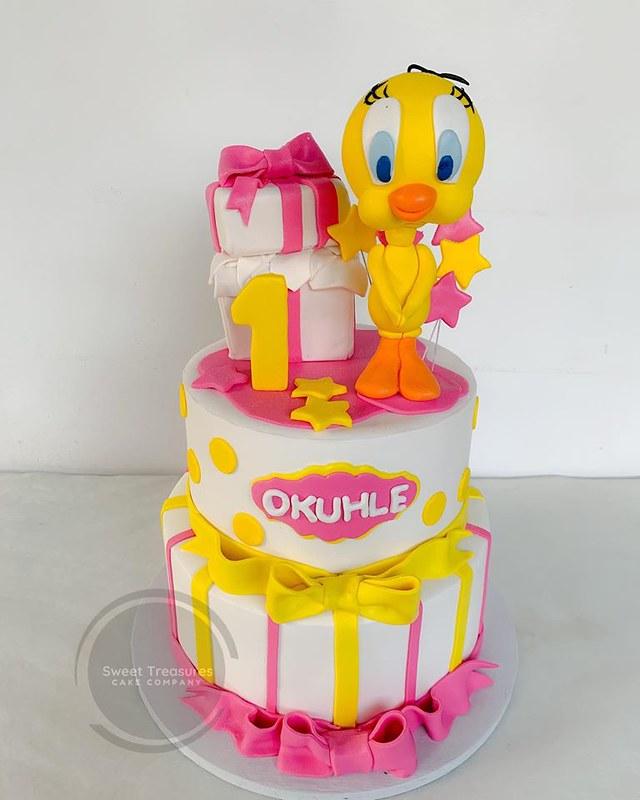 Cake by Sweet Treasures Cake Co.