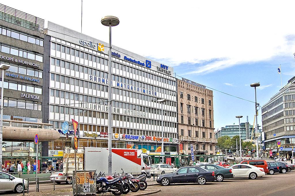Kaivokatu Helsinki