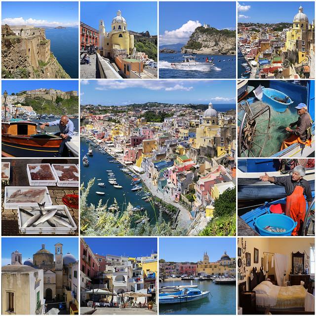 My best of Procida island - Italy