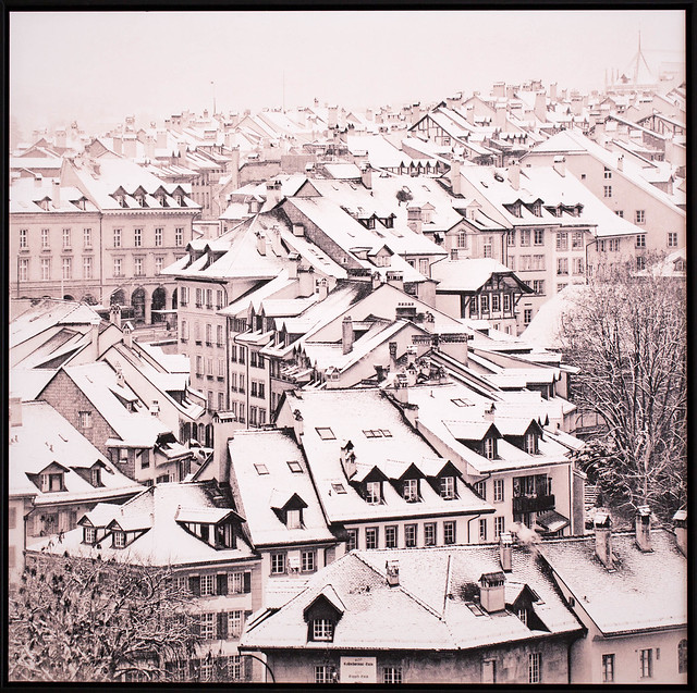 Bern im Winter