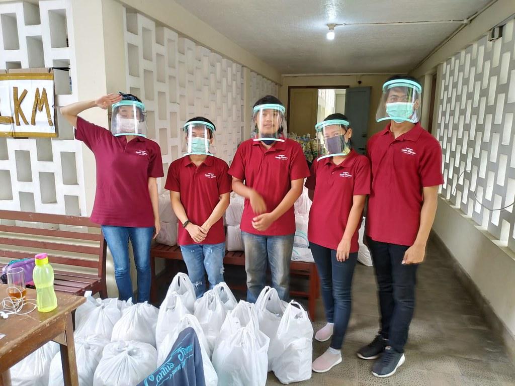 Sanata Dharma bersolidaritas membantu para mahasiswanya yang terdampak pandemi Covid
