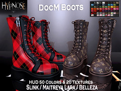 HYPNOSE - DOCM BOOTS