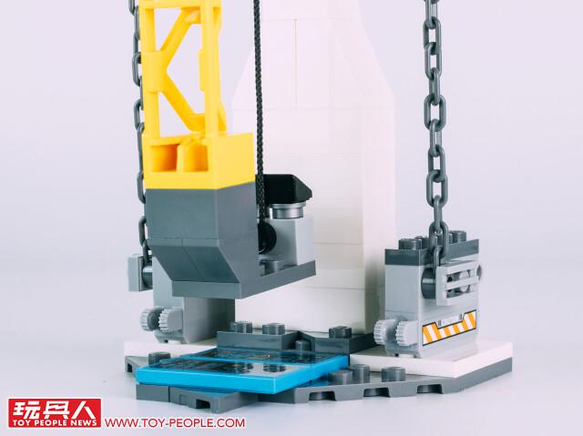 玩樂高順便學物理!【LEGO Tensegrity Sculpture】大熱!! 一起用手邊的零件達成奇妙的「力矩平衡」吧~
