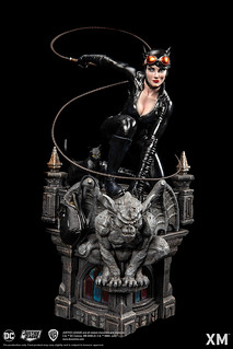 XM Studios Premium Collectibles 系列 DC Rebirth【貓女】Catwoman - Rebirth 1/6 比例全身雕像