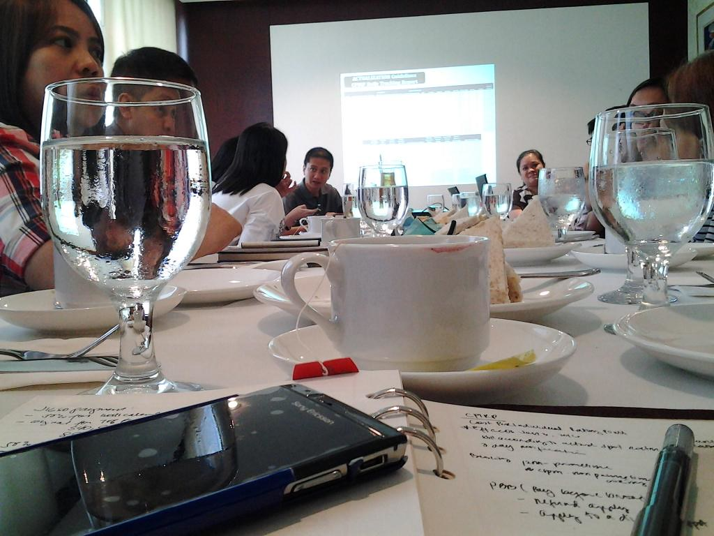 ABS-CBN meeting