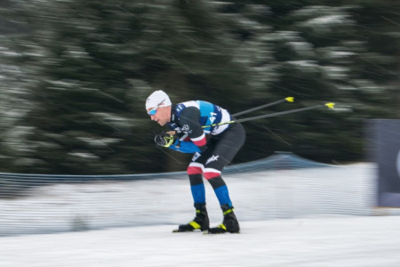 Juniorský nároďák běžců na lyžích si letos z OPA cupu přivezl čtyři cenné kovy