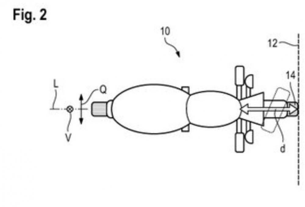 BMW Sticking Lock Crash Patent DC