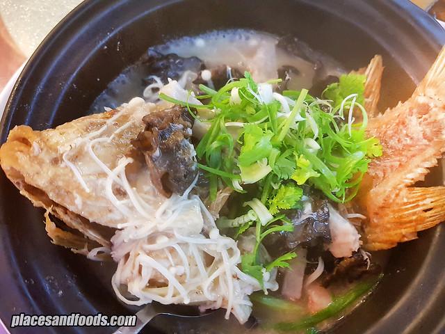 shuang xi lou kajang yam fish