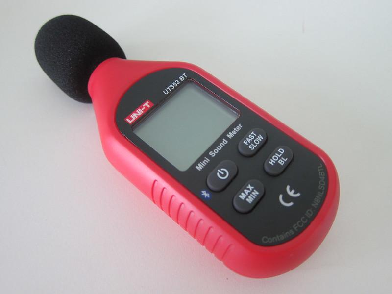UNI-T Mini Sound Lever Meter (UT353BT)
