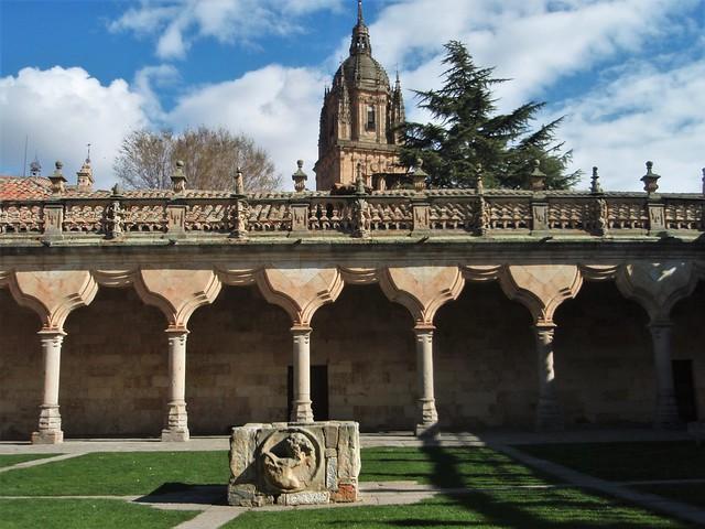 Salamanca - Claustro Universidad.