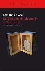 Edmund de Waal, La liebre con ojos de ámbar