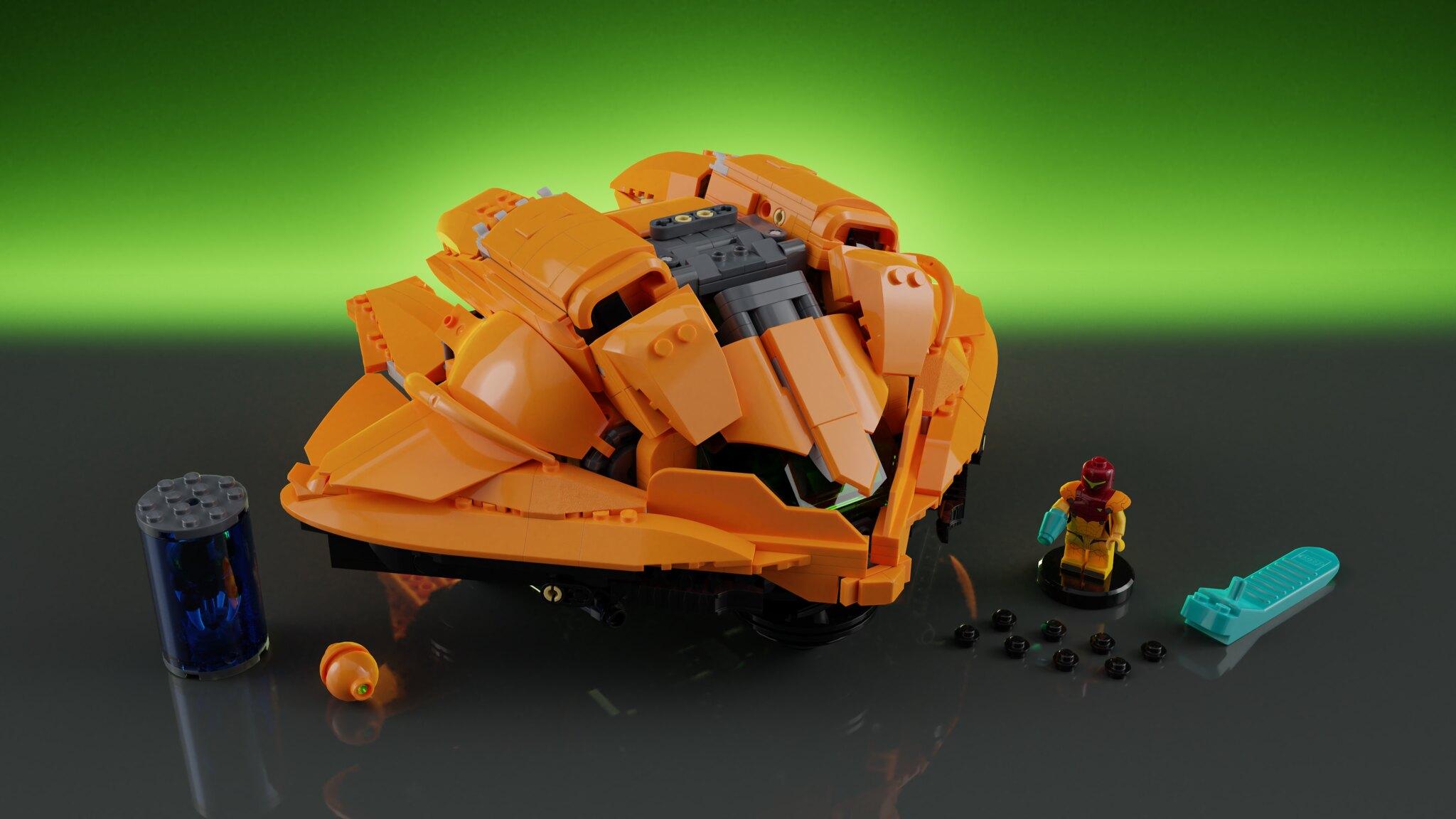 METROID: Samus Aran's Gunship