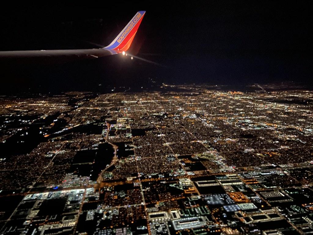 Phoenix view 21st March 2020