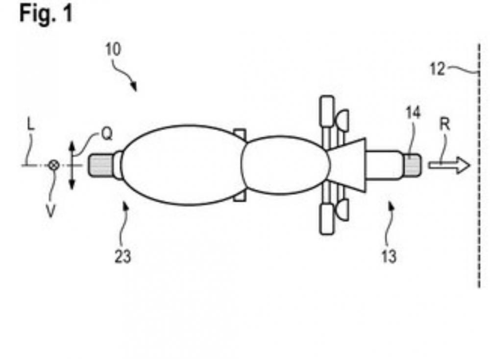 BMW Sticking Lock Crash Patent M