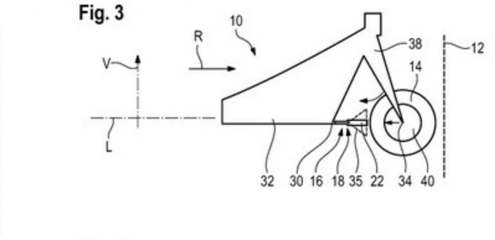 BMW Sticking Lock Crash Patent S