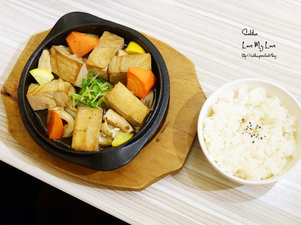 台北素食餐廳分享呷米蔬食西門町台北車站附近咖啡廳下午茶 (4)