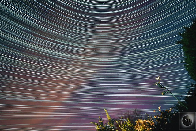 7 Hour Star Trails 20/04/20